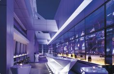 Ozone Bar, (118 floor for high rollers and sweeping views, tapas - also recommended by suekim) Ritz-Carlton International Commerce Centre, 1 Austin Rd W, Kowloon, Hong Kong, China