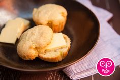 Smother these Paleo Biscuits in butter or stuff them with meat. There's no need to limit their use to dinner, serve them for breakfast slathered in jam!