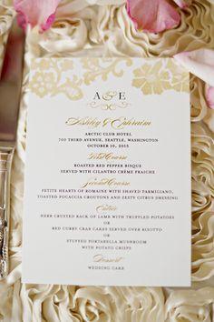 Gold foil wedding paper diva fashion dresses gold foil wedding paper diva junglespirit Gallery