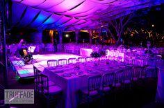 DJ Javier Aparicio de DJ Ktoo, fue el encargado de amenizar y divertir a los invitados de esta boda.