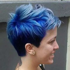 20.Color for Short Hair