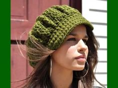 Crochet Hat - Collection Of Pictures - http://www.knittingstory.eu/crochet-hat-collection-of-pictures/