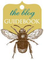 We love to pin about blogging tips, tutorials, free templates, printables, and beautiful blogs on the web...find us here: http://www.blogguidebook.com