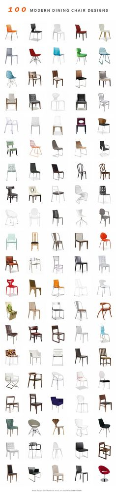 100 Modern Dining Chairs (and hundreds more) @ Inmod. We found the perfect table, but not chairs Dining Tables Modern Dining Chairs, Kitchen Chairs, Dining Room Chairs, Side Chairs, Dining Tables, Modern Furniture, Home Furniture, Furniture Design, Chair Design
