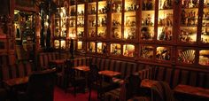 Onde viajar no tempo pelos bares de Lisboa? | Onde Lisboa