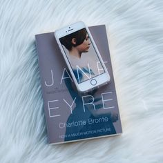 book, jane eyre, and booklover image
