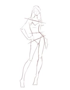 Fashion illustration's body proportions are very different from the real body proportions, but it's easy to make your figure drawings depict natural movement. Feature your clothing designs on figures with realistic poses with these tips!