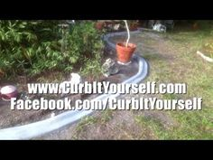 Curb It Yourself 1 - YouTube