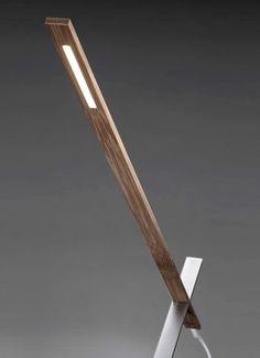 Z Light Led Desk Lamp | Alain Lee & Ming Yang