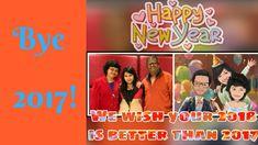 Happy New Year 2018! Rewind 2017