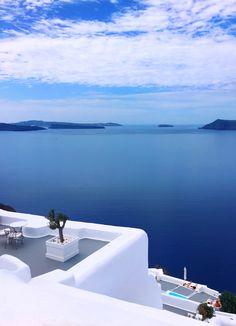Kirini suites and spa view, Santorini, men, fashion, sunset, Intimissimi, travel, blogger, sea, sun, island, Greece, IntimissimilovesSantorini, event, blue, summer, view, stylentonic, fashion blog, travelling, pink