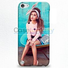 Ariana Grande Style iPod Touch 5 Case   casefantasy