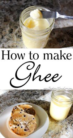 Southern Mom Loves: How To Make Ghee