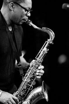 Ravi Coltrane, met at Catalina's through Maggie LePique