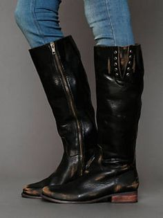 Free People Errol Leather Boot, $99.95
