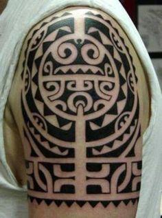 Tatuajes tribales mayas 6