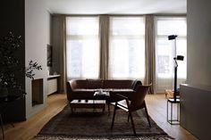 我們看到了。我們是生活@家。: 沈靜放鬆的家,來自荷蘭的Studio Bakker