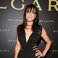Michelle Rodriguez. Photo by Getty Images.-Wmag