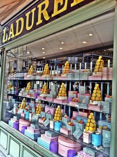 Laduree Going For The Gold