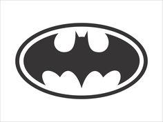 Batman emblem Vinyl Car Decal, DC Comics, Justice League, Superman, Wonder Woman #DecalDrama