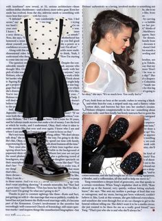 """Cher Lloyd Style"" by eprox ❤ liked on Polyvore"