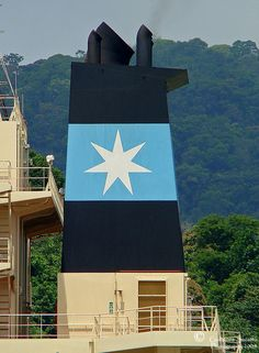 Maersk Jackson - Chaminé by Guilherme Secatto, via Flickr