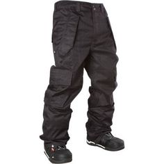 Nomis Connect Cargo Shell Mens Snowboard Pants 2012 by Nomis. $99.95. Connecting with the mountain doesn't mean you have to be cold and wet so long as you're wearing the Nomis Connect Cargo Pant. The Connect Cargo has plenty of storage and yet somehow still looks streamlined. Other details include gaiters with boot lace hooks, inseam vents for dumping heat, and gussets at the hems for increasing the leg opening.Product FeaturesMaterial: polyesterFabric Waterproof Ra...