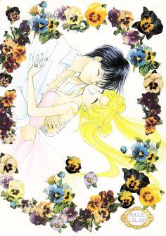 Sailor Moon doujinshi from: http://three-lights.net/gallery/pale-lilac/earth-wind-1/chiba-mamoru-tsukino-usagi-4