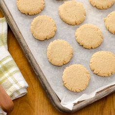 These quick and easy Paleo Hazelnut Cookies are gluten-free, grain-free, and egg-free.