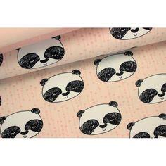Sweat - Panda - Bär - Rosa - Andrea Lauren