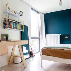 Teenager interior Loft, Desk, Interior, Kids, Furniture, Home Decor, Young Children, Desktop, Boys