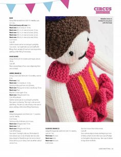 Love Knitting for Babies №57 September 2015 - 轻描淡写 - 轻描淡写