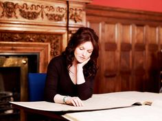 Actress Dervla Kirwan looking up her family tree. I love her hair here! Her Hair, Love Her, Thinking Of You, Actresses, Theatre, Irish, Actors, Film, Tv