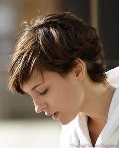 cool 15 Pixie Cuts für kräftiges Haar
