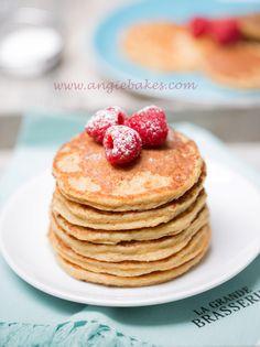 Zdravé lievance by Jamie Oliver | Angie Jamie Oliver, Ale, Breakfast, Food, Morning Coffee, Ale Beer, Essen, Meals, Yemek