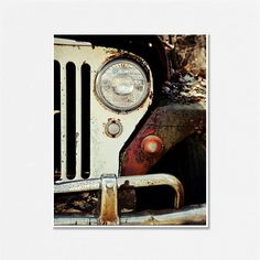 Rusty Jeep Pictures Vintage Jeeps