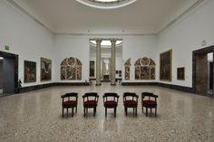 """Gaudenzio Ferrari """"Storie di Gioacchino e Anna"""". Gli affreschi decoravano la cappella della Natività della Vergine nella chiesa di Santa Maria della Pace a Milano. La decorazione risale agli anni 1541 - 1543 quando Gaspare Trivulzio affidò la commissione all'architetto Cristoforo Lombardo e a Gaudenzio Ferrari."""
