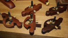 How to build wood Router Planes