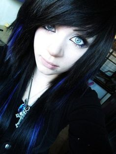 emo hairstyles for girls - Google Search