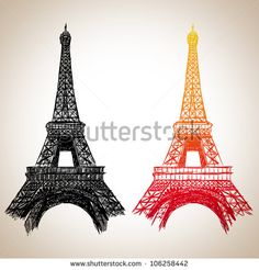 Free image on pixabay eiffel tower paris symbol tower illustration of eiffel tower vector art clipart and stock vectors thecheapjerseys Gallery