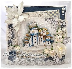 Cards By Becky: Live and Love Crafts