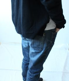 How to wear Loose Fit Jeans // Love Loose Fit!