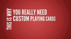 Custom Pinochle Cards for Personalization - Yourplayingcards.com