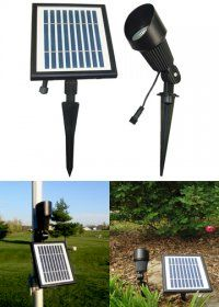 Solar light attaches to flag pole, providing focused light on the flag without adding disruptive or distracting light to other areas. Front Porch Landscape, Front Yard Landscaping, Landscaping Ideas, Flagpole Lighting, Tree Lighting, Solar Lamp, Solar Lights, Focus Light, Light Project