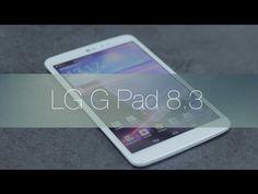 LG G Pad 8.3 review en español