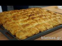 ΜΕΛΙΤΖΑΝΟΠΙΤΑ - YouTube Greek Desserts, Greek Recipes, Pie Dessert, Dessert Recipes, Vasilopita Recipe, Fried Apple Pies, Greek Cooking, Greek Dishes, Charcuterie
