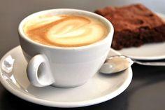 Przed obiadem czas na Kawe i deser :)