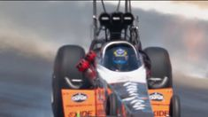 Things got WILD for Tony Schumacher and Clay Millican on this run - NHRA News Videos