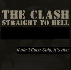 it ain't Coca Cola
