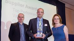 MITIE awarded Gatwick Airport's 'Supplier of the Year Award 2013'